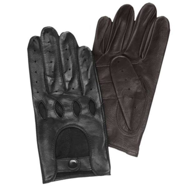 Men's Porsche Leather Gloves