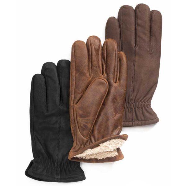 Jackeroo Leather Gloves by Grandoe