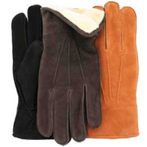 Men's Polar Leather gloves