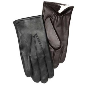 Men's Cadillac Leather Gloves