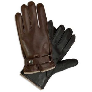Men's Bentley Leather Gloves