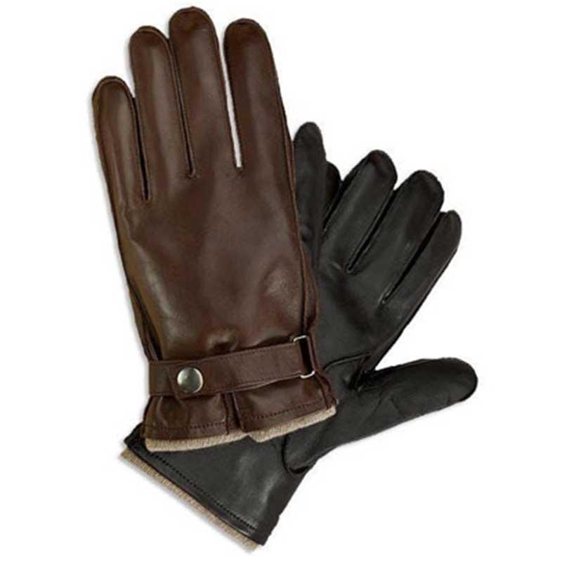 Men's Bentley Leather Gloves