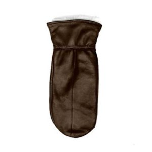 Ladies Bunny 2 - Leather mittens or gloves